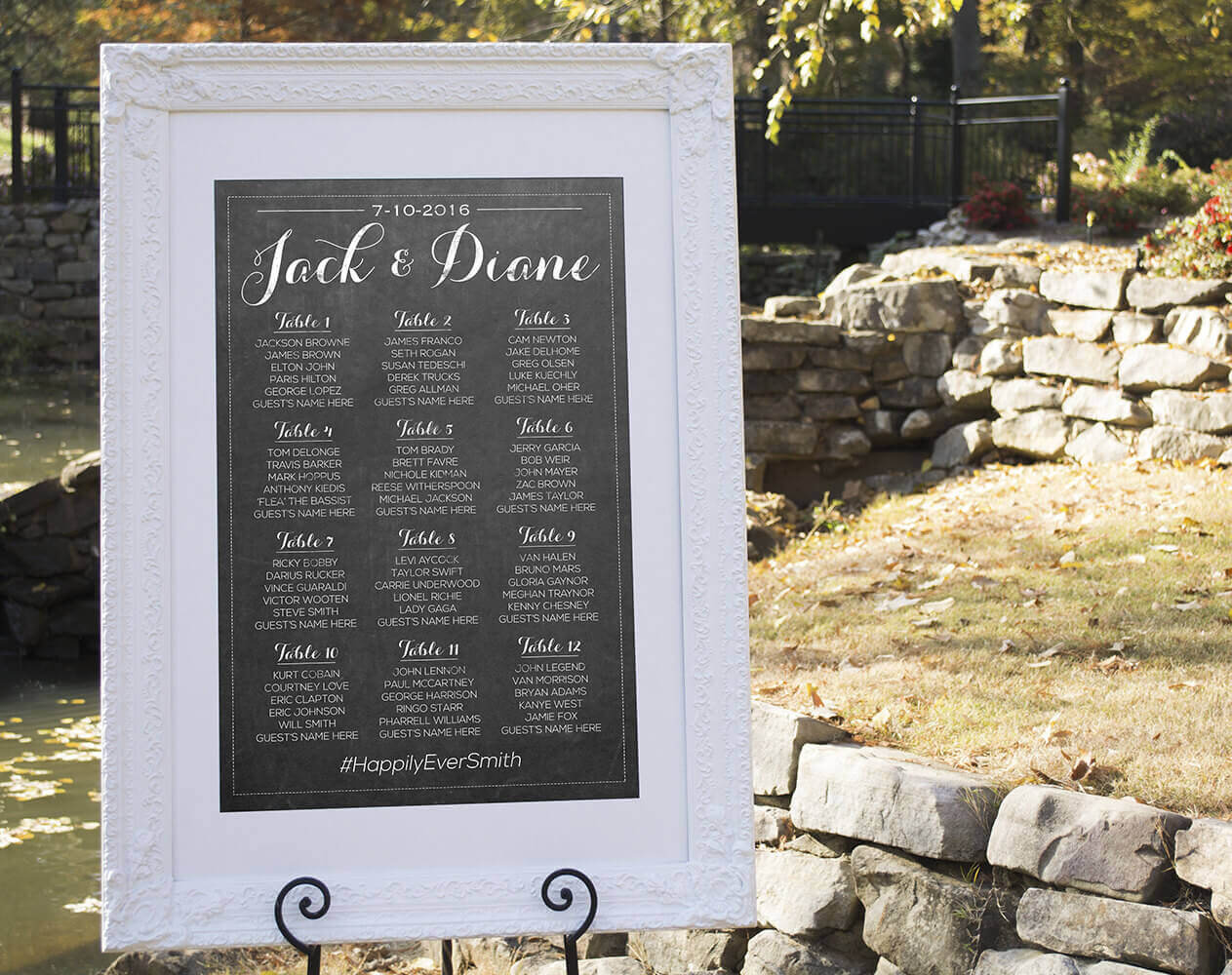 Printable Signage for Event Professionals