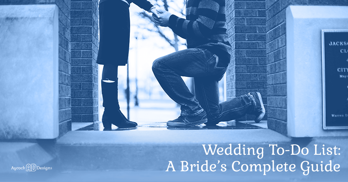 Wedding To Do List: A Bride's Complete Guide