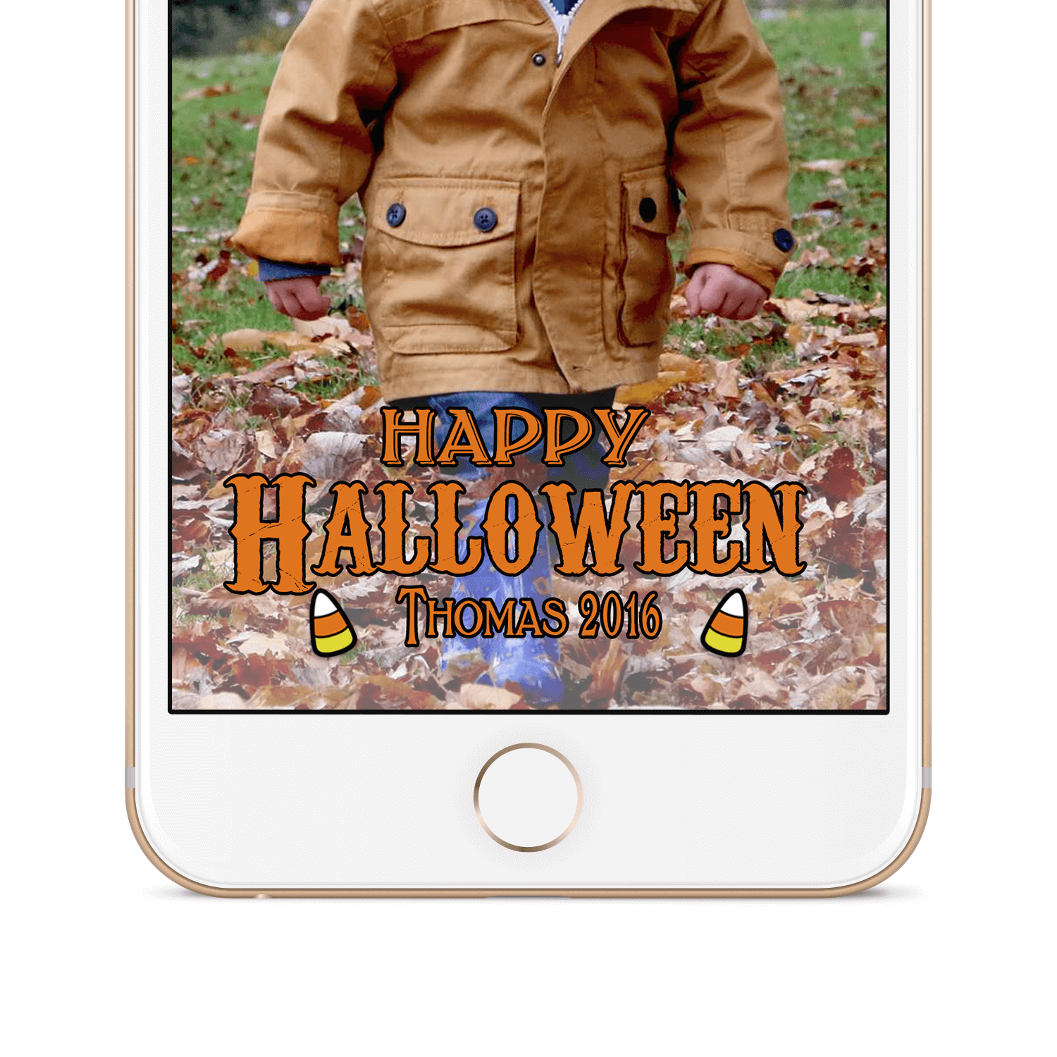 Snapchat Geofilter Secondary Image Halloween 4